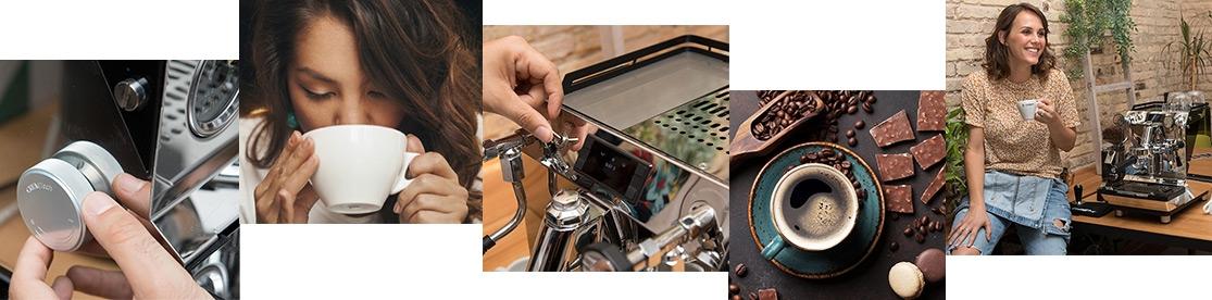 Modelli di macchina da caffè Crem One