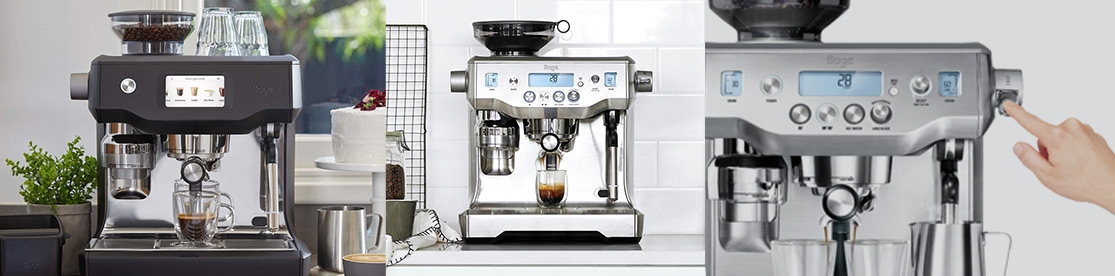 Sage The Oracle macchina per caffè espresso