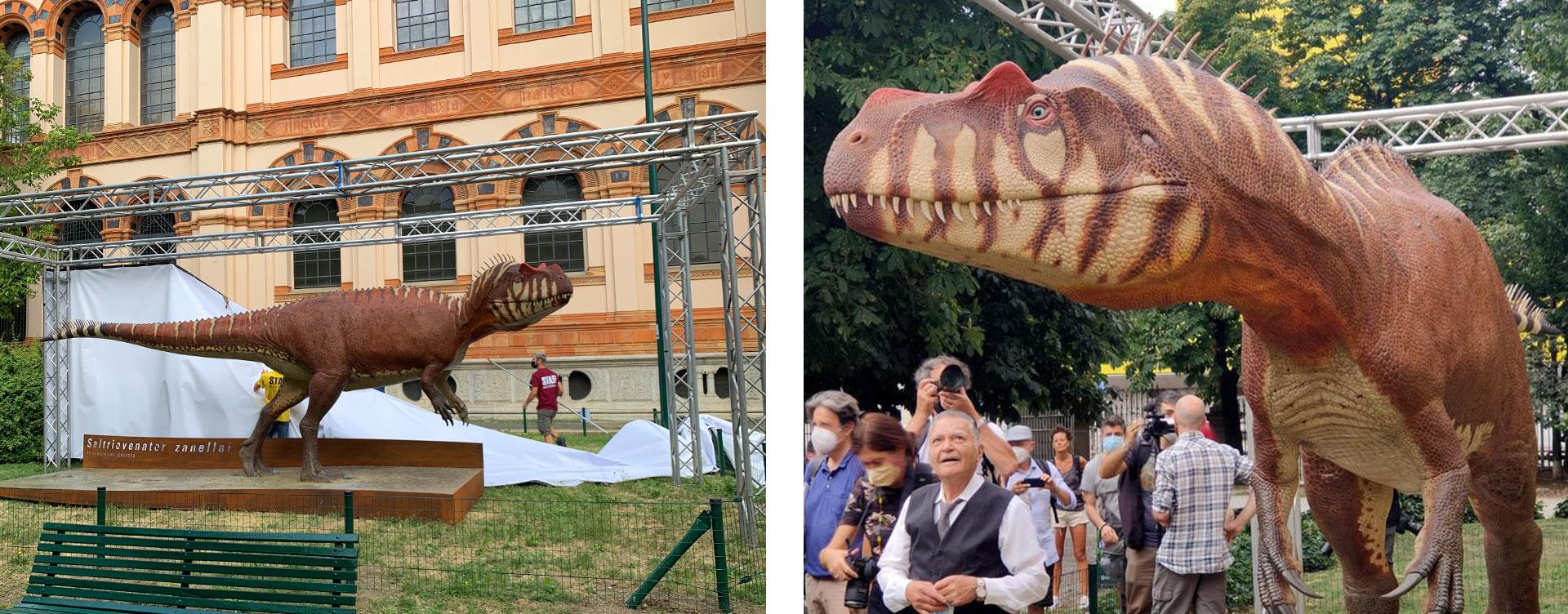 Nuova mascotte per il Museo di Storia Naturale di Milano